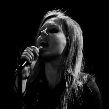 Annso chanteuse rock