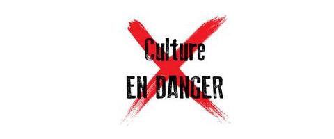 filtre culture en danger